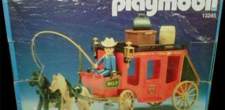 Playmobil - 13245-aur - Red Diligence