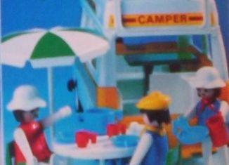 Playmobil - 13258-aur - Camper