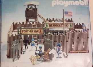 Playmobil - 13419-aur - Randall fort