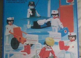 Playmobil - 13490-xat - Operating room