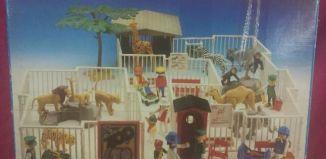Playmobil - 3145-esp - Zoo Safari Set