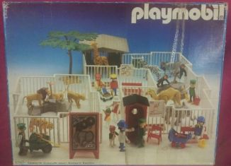 Playmobil - 3145-esp - Zoo Safari Set