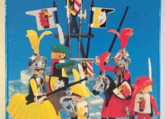 Playmobil - 3265-esp - Knights game