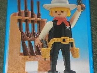 Playmobil - 3381-esp - Sheriff