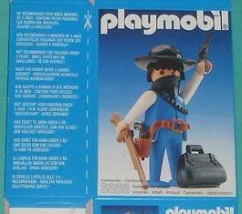Playmobil - 3383v3-esp - Bandit