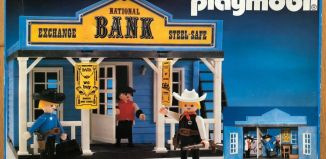 Playmobil - 3422-esp - National Bank