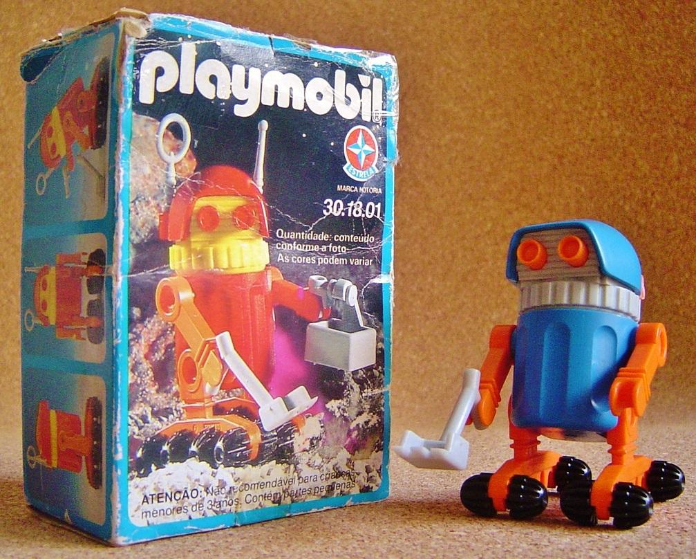 Playmobil 30.18.01-est - Robot - Box