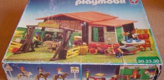 Playmobil - 30.23.30-est - Pony Ranch