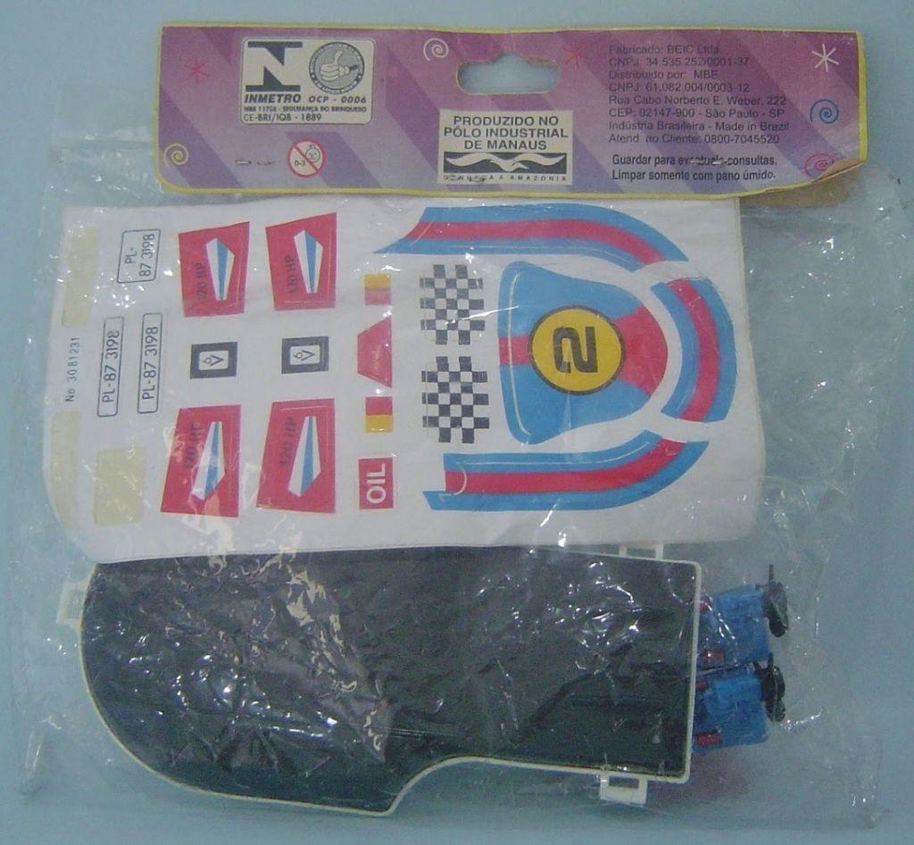 Playmobil 36.10.23-est - Speedboat - Box
