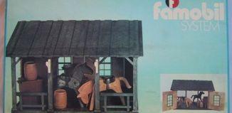 Playmobil - 3428-fam - Stall & magazin