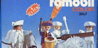 Playmobil - 3607-fam - Gunners