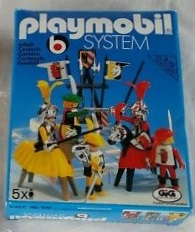 Playmobil - 3265-ita - Knights game