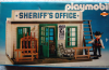 Playmobil - 3423-lyr - Sheriff's Office