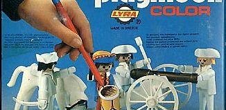 Playmobil - 3607-lyr - Gunners