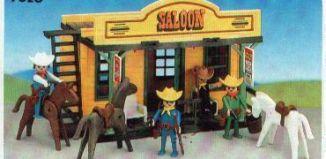 Playmobil - 9020-lyr - Yellow saloon
