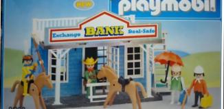 Playmobil - 9022-lyr - Bank