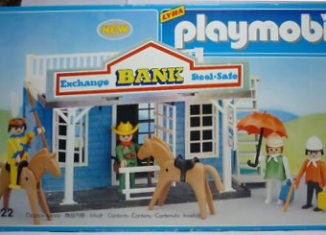 Playmobil - 9022-lyr - Bank
