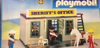 Playmobil - 9023-lyr - Sheriff´s Office