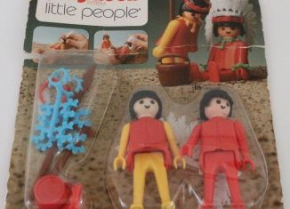 Playmobil - 029v3-sch - Indians