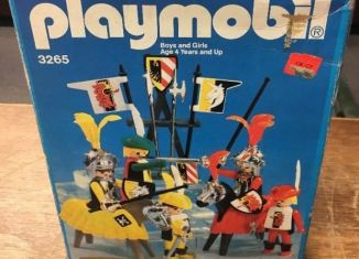 Playmobil - 3265-sch - Knights game
