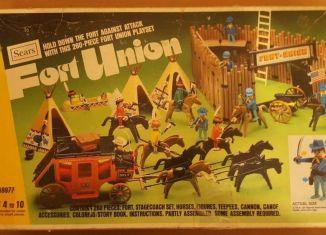 Playmobil - 49-59977v2-sch - Fort Union