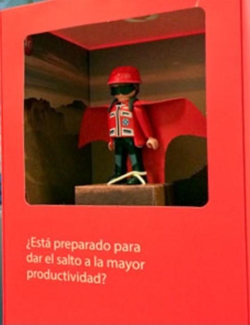 Playmobil 0000 - Bird Man Vodafone - Box