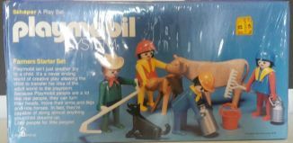 Playmobil - 091-sch - Farmers Starter Set
