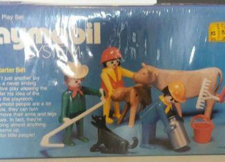Playmobil - 091-sch - Farmers Starter Set