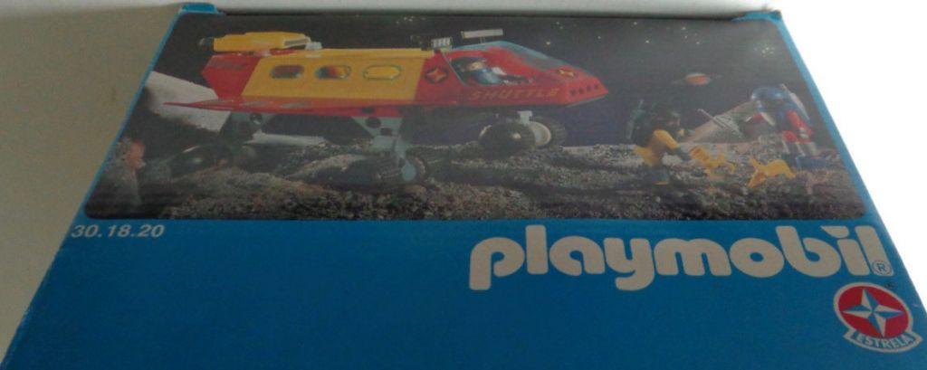 Playmobil 30.18.20-est - Space shuttle - Box