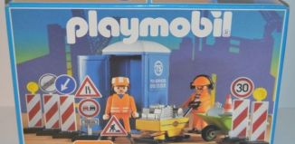 Playmobil - 3004 - Construction Workers