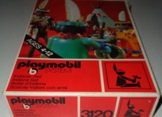Playmobil - 3120s1 - Indians Set
