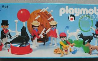 Playmobil - 3130s2v2 - Circus set