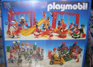 Playmobil - 3131s2-ger - Nursery set in case