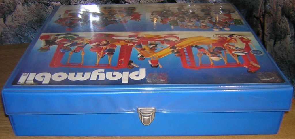 Playmobil 3131s2-ger - Nursery set in case - Box