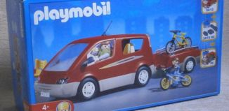 Playmobil - 3213s2v2 - Family Van