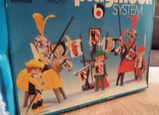 Playmobil - 3265s2v1 - Knights game