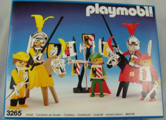 Playmobil - 3265s2v5 - Knights game