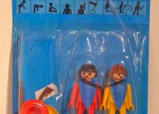 Playmobil - 3284s1v2 - 2 Mexicans