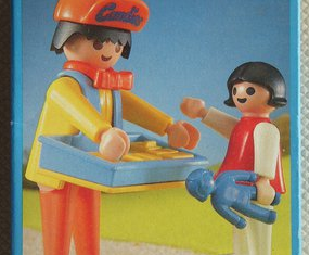 Playmobil - 3307 - Candy Man