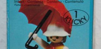 Playmobil - 3322v2 - Woman with Umbrella