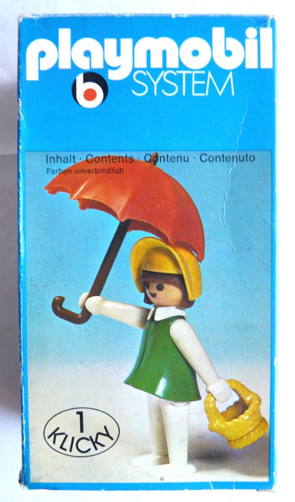 Playmobil 3345 - Western lady - Box