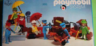 Playmobil - 3402v1 - Voyageurs