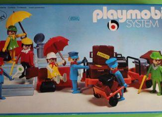 Playmobil - 3402v1 - Travellers