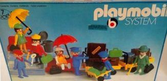Playmobil - 3402v2 - Voyageurs