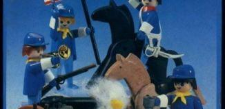 Playmobil - 3485v2 - U.S. Cavalry