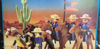 Playmobil - 3485v3 - U.S. Cavalry