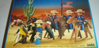 Playmobil - 3485v4 - U.S. Cavalry