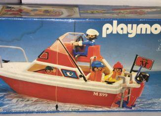 Playmobil - 3498v2 - Cabin cruiser