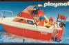 Playmobil - 3498v3 - Bateau moteur à cabine