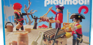 Playmobil - 3794v1 - Pirates